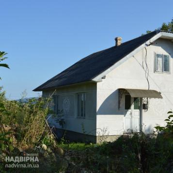 Продається будинок в центрі села Красна