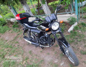 Мустанг мотоцикл