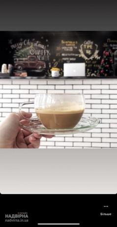 Робота в кав'ярні