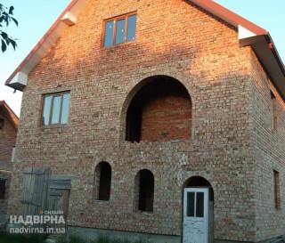Продається незавершене будівництво в м.Надвірна