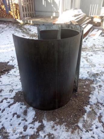 Форми для виготовлення бетонних кілець