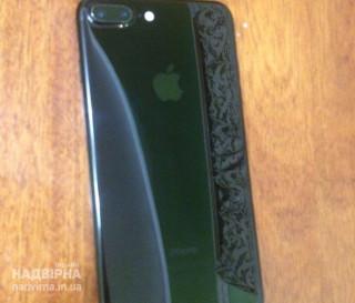Продаю iphone 7 plus 256 gb чорний блискучий (jet black)