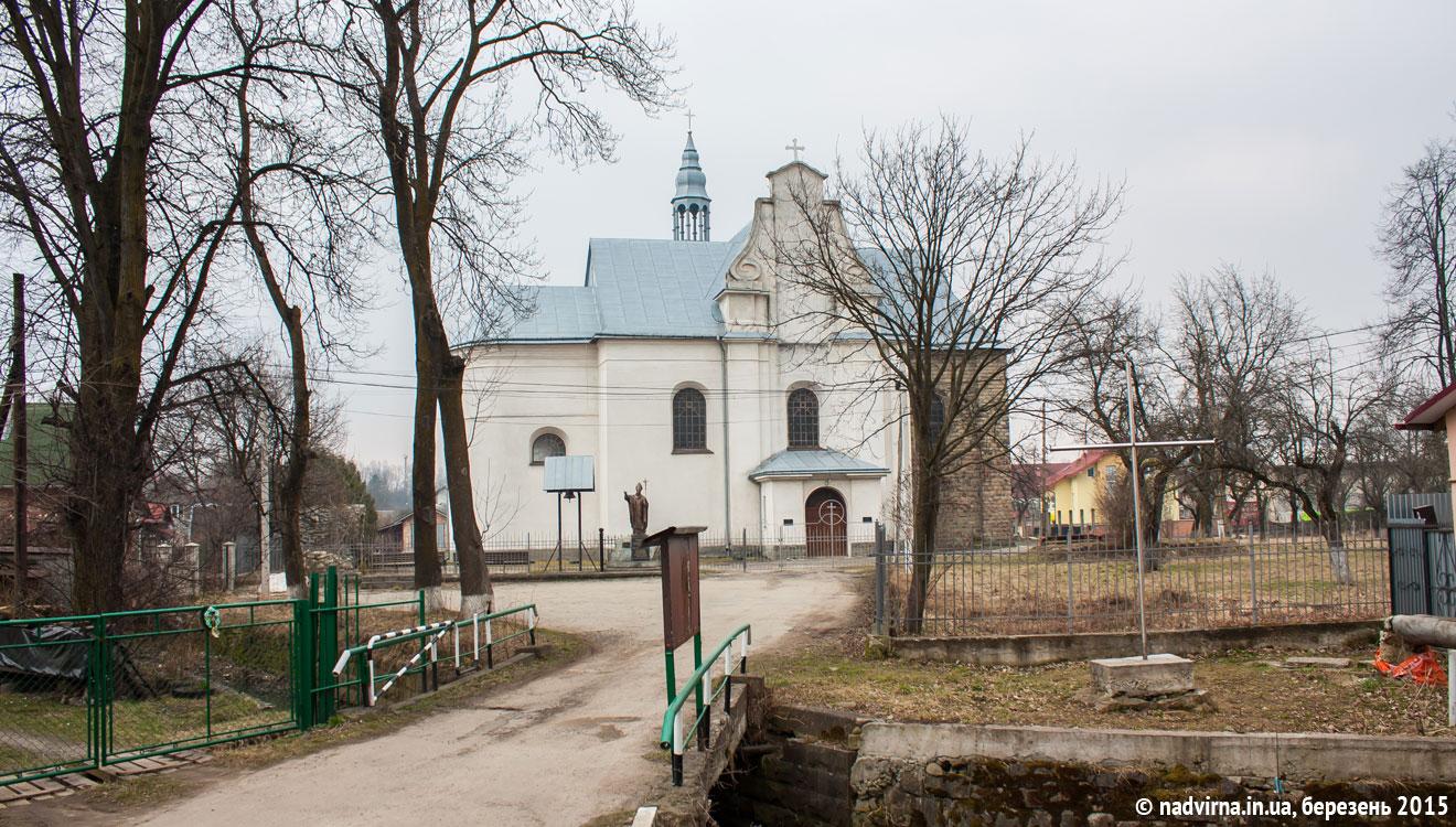 Костел Успення Богородиці