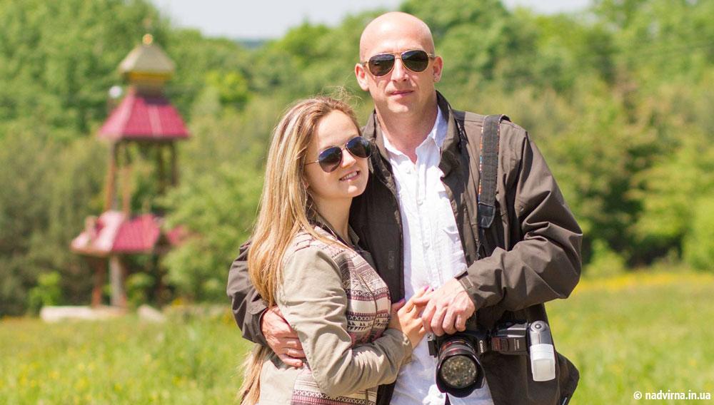 Тарас та Ірина Кузишин