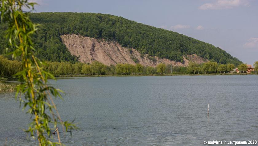 Озеро Надвірна