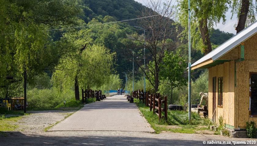 Міст Надвірна