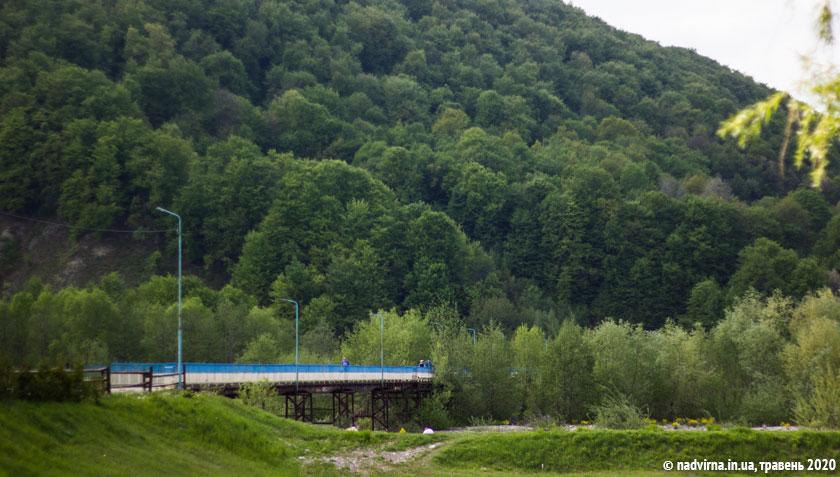 Гора Надвірна