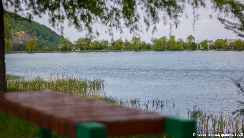 Перше озеро Надвірна
