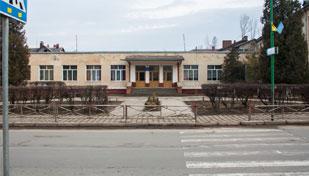 Школа №2 Надвірна