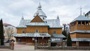 Стара церква Надвірна