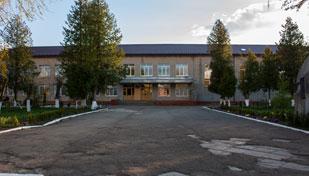 Школа №3 Надвірна