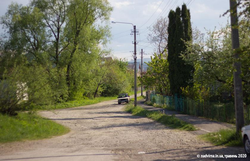 Вулиця Володимира Винниченка