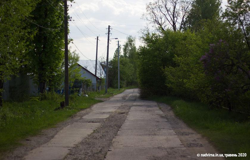 Вулиця Панаса Мирного