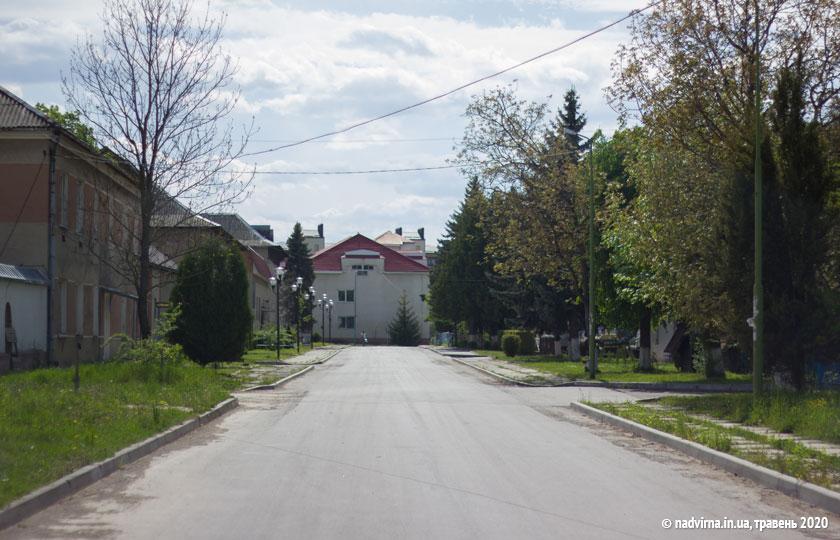 Вулиця Комунальна