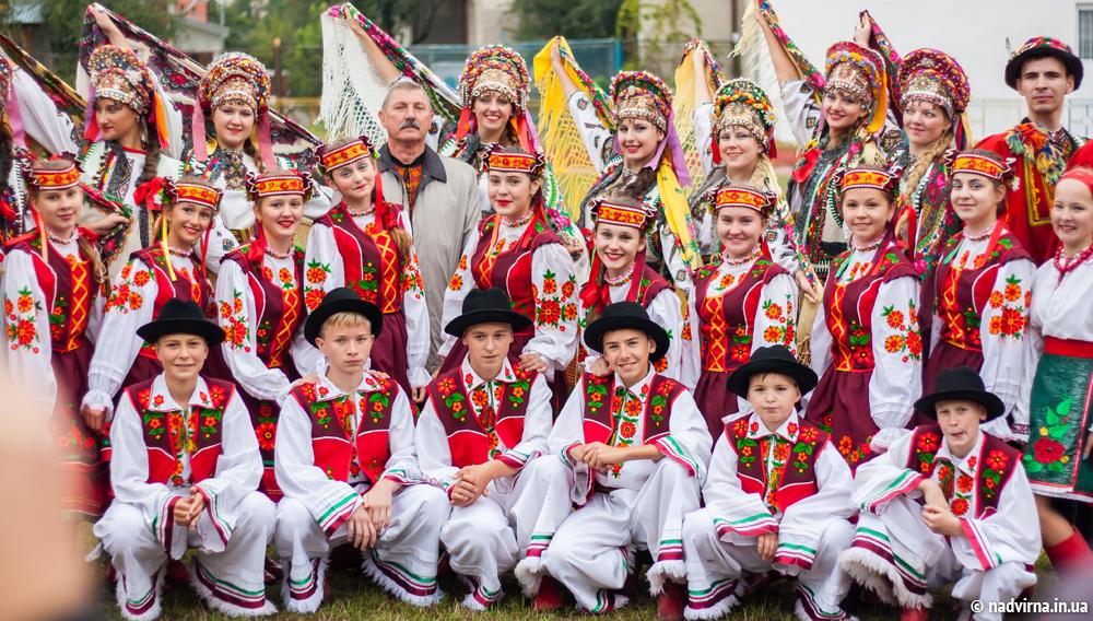 Фестиваль в Надвірній