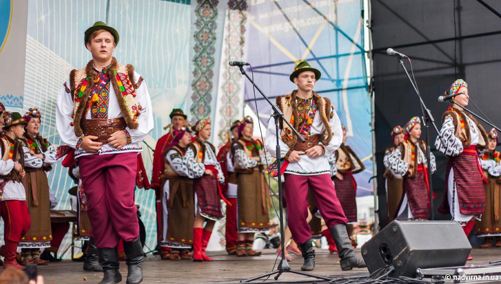 Фестиваль у Надвірній