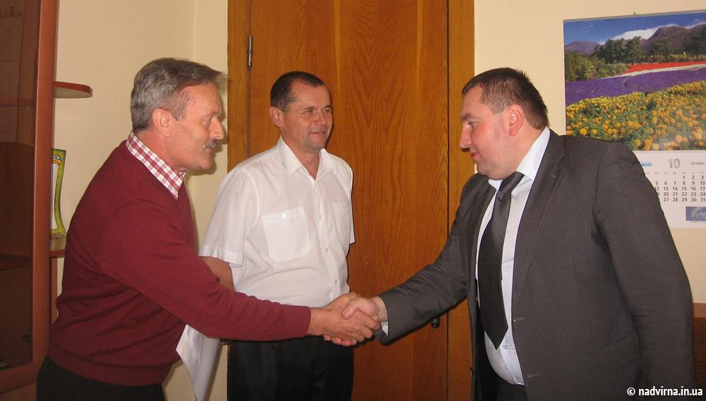 Нагородження вихованців ДЮСШ Надвірна