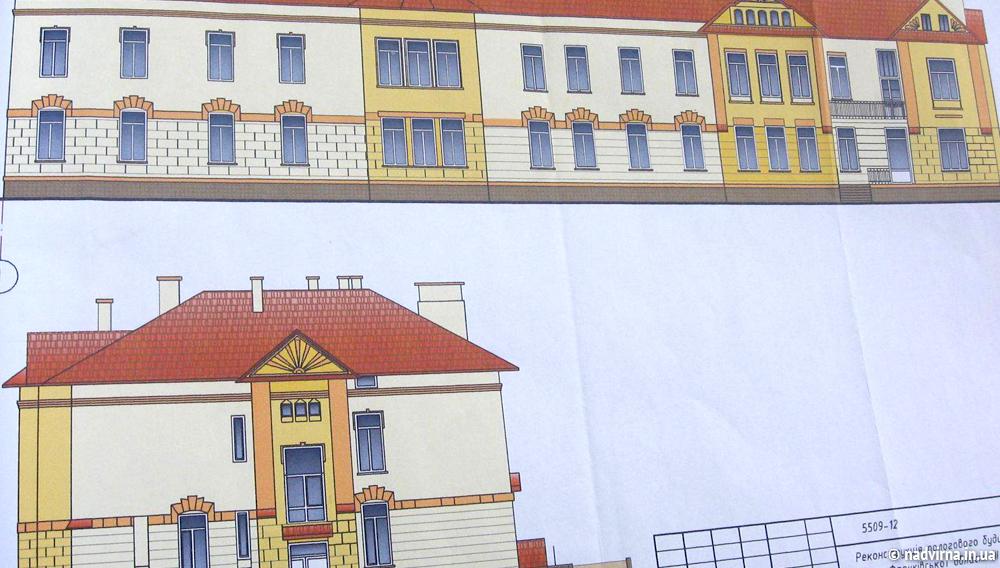 Ремонтні роботи Надвірнянського пологового будинку на завершальному етапі