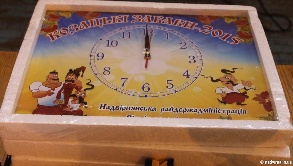Козацькі забави - 2015 Надвірна