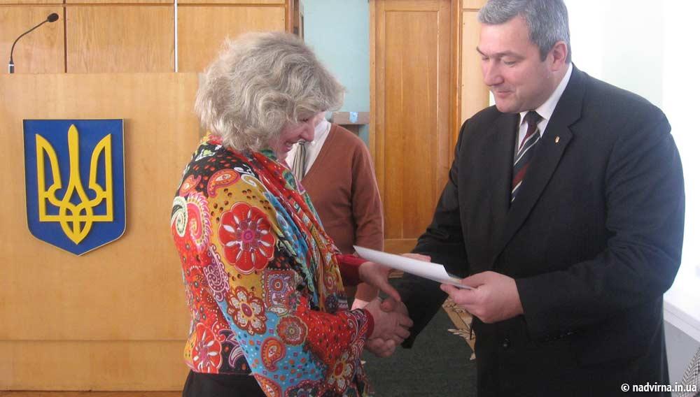 Професійне свято відзначили соціальні працівники району
