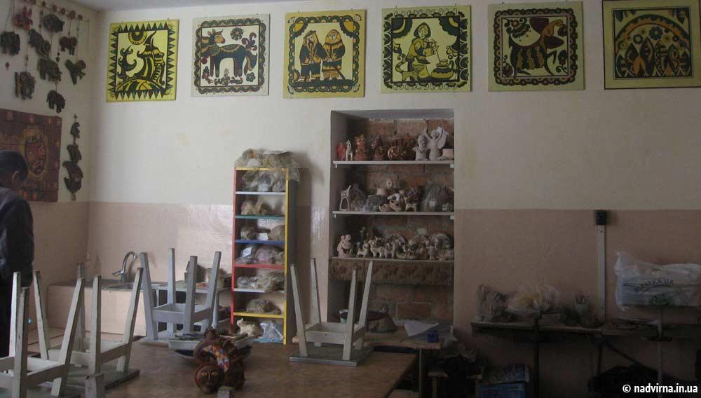 Дитяча художня школа Надвірна