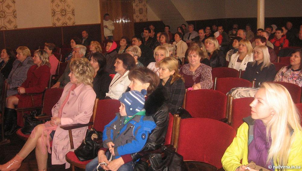 Привітали із професійним святом працівників культури та аматорів народного мистецтва району