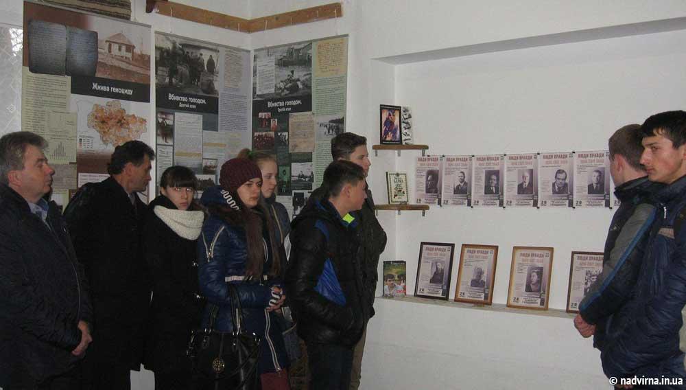 У Музеї історії Надвірнянщини продемонстрували унікальні документи про Голодомор