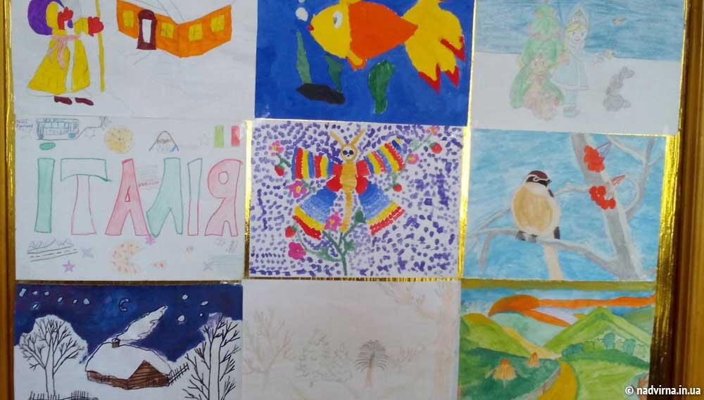 Конкурс малюнків Надвірна