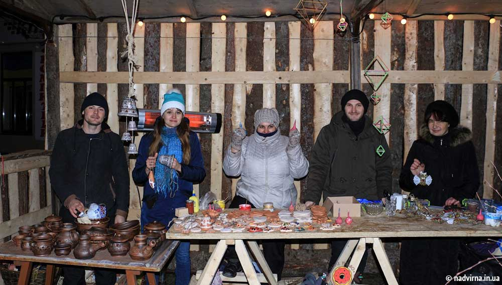 Тепле Різдво замешкало в Надвірній!