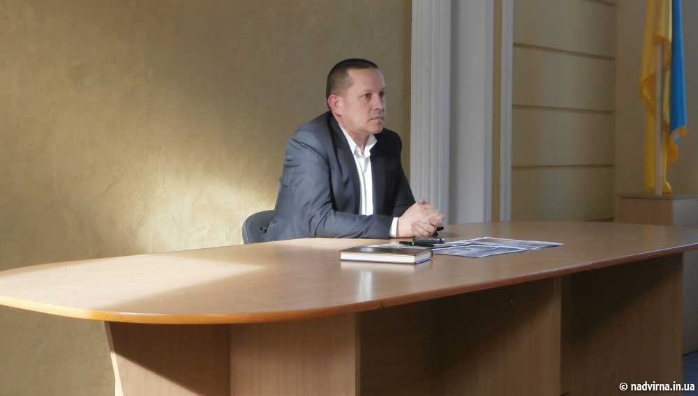 Нарада по питанню капітального ремонту вул.Ринкова
