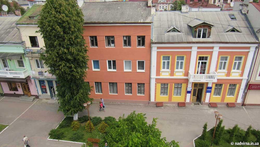 Триває реставрація міської ратуші