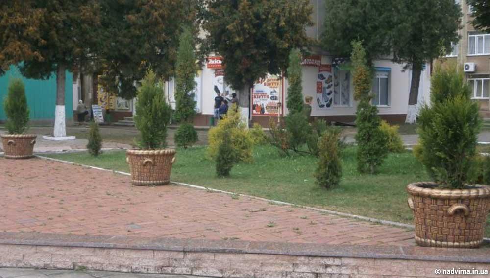 Чергове покращення благоустрою міста Надвірна