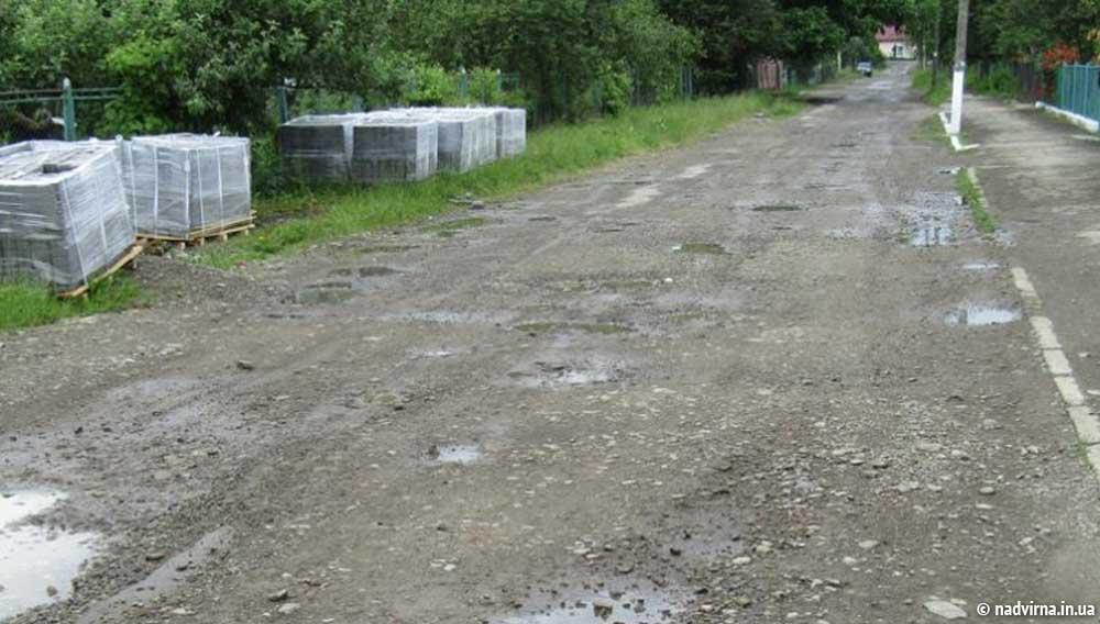Капітальний ремонт вулиці 100-річчя Нафтовиків