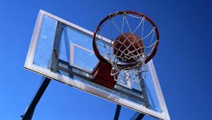 Турнір з вуличного баскетболу в Надвірній