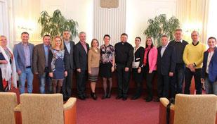 Зустріч в рамках міжнародного співробітництва