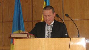 Відбулась перша сесія Надвірнянської міської ради сьомого демократичного скликання