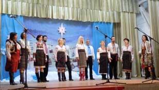 Переможці молодіжного конкурсу-фестивалю «Ой, радуйся, земле»