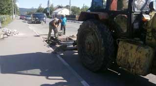 Капітальний ремонт водогону по вул. Соборна